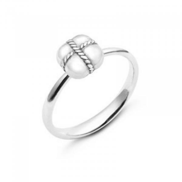 Оригинальное кольцо из серебра - Оригінальна каблучка зі срібла