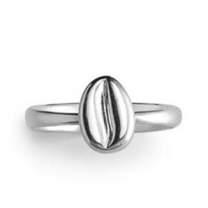 молодёжное серебряное кольцо