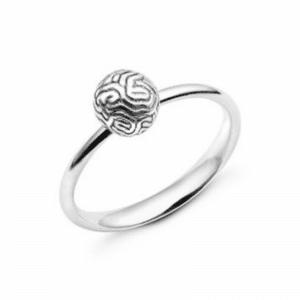 Красивое серебряное кольцо - Красива срібна каблучка