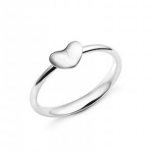Красивое кольцо из серебра - Красива каблучка із срібла