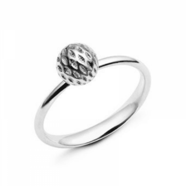 Эксклюзивное кольцо из серебра - Ексклюзивна каблучка зі срібла