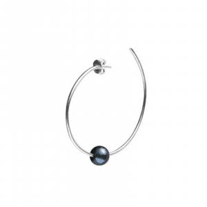 Серебряные серьги с жемчугом - Срібні сережки з перлами