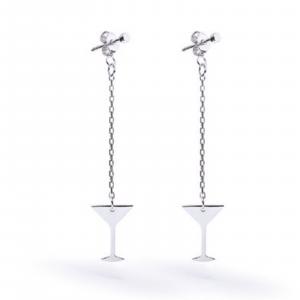 Серьги подвески серебро - Сережки підвіси срібло