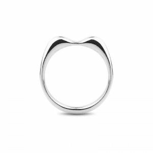 Эксклюзивное серебряное кольцо - Ексклюзивна срібна каблучка