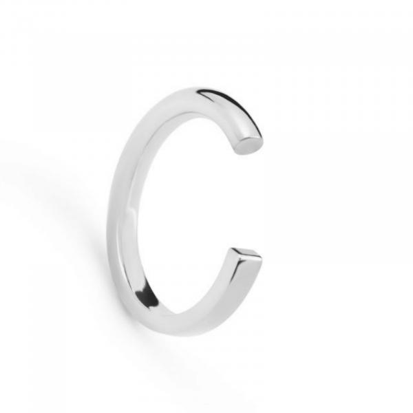 Серебряное кольцо безразмерное - Срібна каблучка безрозмірна