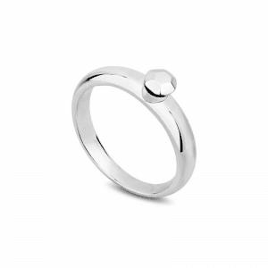 Серебряное кольцо для девушки - Срібна каблучка для дівчини