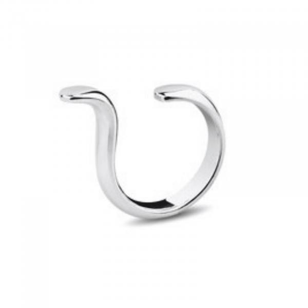 Оригинальное серебряное кольцо - Оригінальне срібне кільце