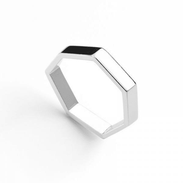 Женское кольцо из серебра - Жіноча каблучка зі срібла