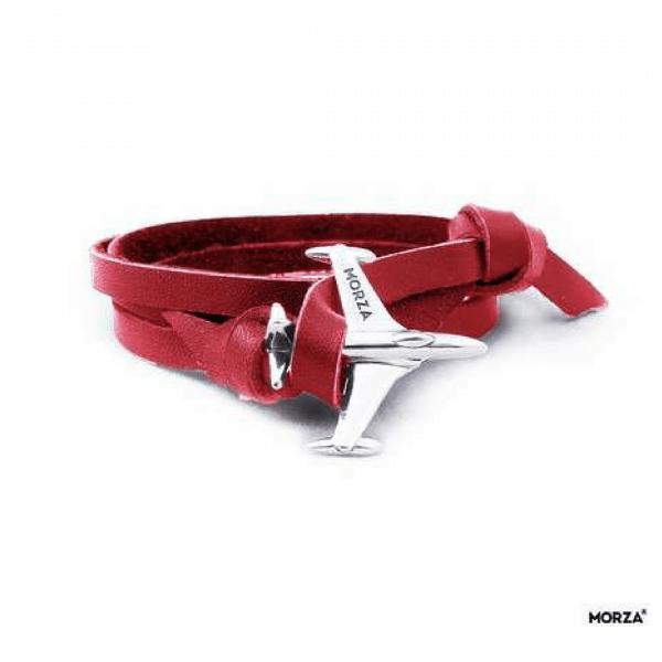 Кожаный браслет с серебряной застежкой - Шкіряний браслет зі срібною застібкою