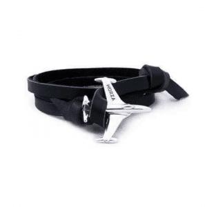 Серебряные браслеты с кожей - Срібні браслети зі шкірою