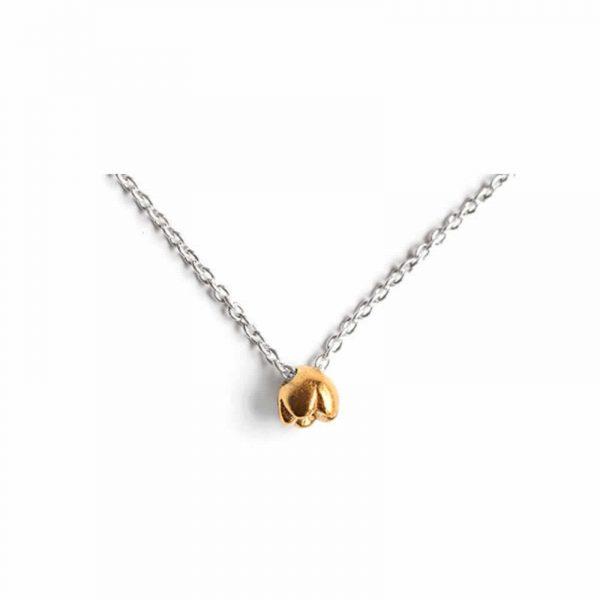 Ожерелье из серебра - Намисто зі срібла