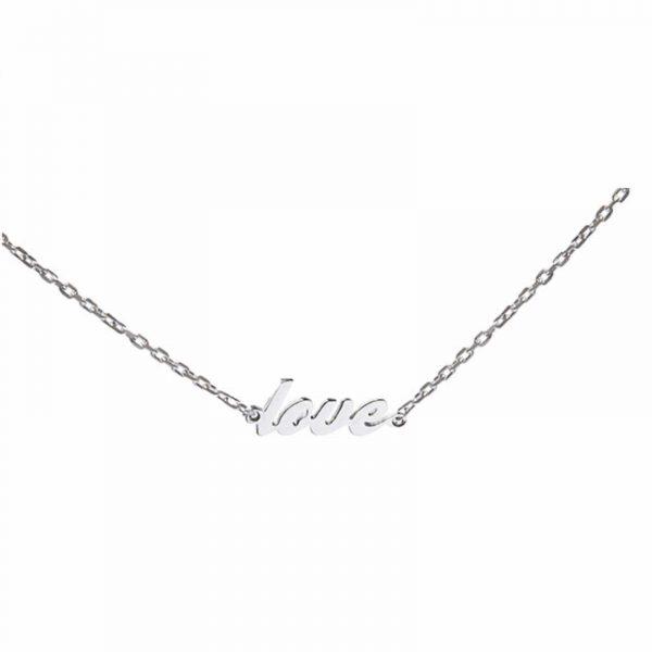 Серебряное ожерелье - срібне намисто