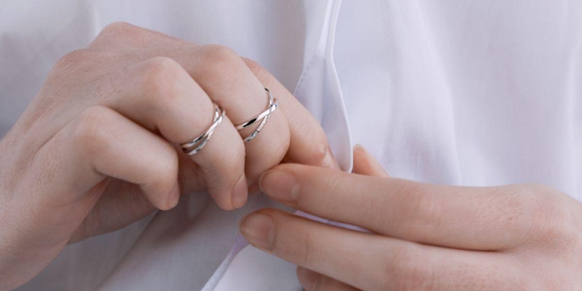 Дизайнерские серебряные украшения